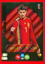 WC RUSSIA 2018 -Panini Adrenalyn- Card Limited Edition - MORATA - SPAIN