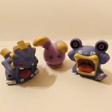 Whimsur Loudred & Exploud Pokemon Nintendo Bandai Toy Figures Vtg 3pcs Bundle d