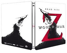 World War Z (steelbook) (blu-ray) Paramount