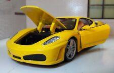 LGB G escala 1:24 2004 Ferrari 430 F430V DETALLADO fundido Modelismo Coche 26008