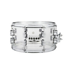 PDP PDSN0713SSCS Chad Smith 7x13 Clear Acrylic Shell Snare Drum