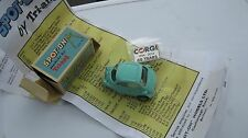 SPOT ON 118 BMW ISETTA BUBBLE CAR 1960 EXCELLENT  IN GOOD ORIGINAL BOX AS SHOWN