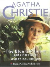 Agatha Christie - The Blue Geranium and Other Stories (2xCass A/Book 1999)