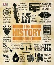 The History Book (Big Ideas Simply Explained) - Hardcover By DK - GOOD