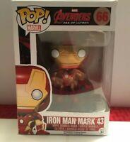 Funko Pop Iron Man Mark 43 Avengers Age Of Ultron Vinyl Figure