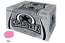 GI SPORTZ 1 STAR RECREATIONAL PAINTBALLS 2000 Rounds - PINK FILL