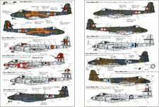 Xtradecal 1/72 Foreign Gloster Meteor # 72071