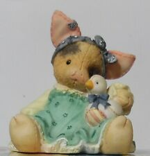 "This Little Piggy ""Ducky To Have A Friend Like You"" Figurine New 1995 by Enesco"