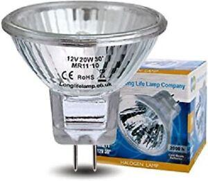 Halogen Spotlight Bulb - MR11 - 12v - 20w - 35mm Lens - Multi-buy Discount