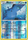 Mantine Common Pokemon Card XY11 Steam Siege 27/114