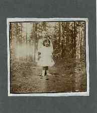 Frère et soeur Vintage silver print Tirage argentique  8X8  Circa 1930  <d