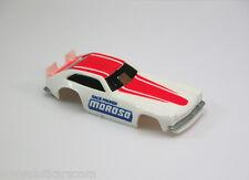 Tyco Circuit Ho Slot car Carrosserie neuve Pinto Funny Car Moroso