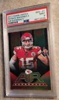 2017 Vertex Patrick Mahomes Air Supremacy #AS-21 PSA 9 ROOKIE💎GREAT INVESTMENT
