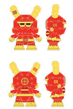 "Kidrobot - Mecha 8"" Stealth Dunny by Frank Kozik Vinyl Toy"