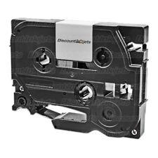 TZE231 BLACK on White Tape Cassette for Brother PT-1290 PT-128AF PT-1280VP