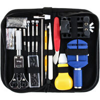 147 PCS Watch Repair Kit Professional Spring Bar Tool Set, Watch Band Link P2Y6