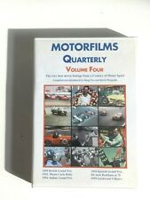 MOTORFILMS QUARTERLY - Volume Four - DVD OOP