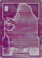 Topps 2015 Doctor Who Magenta Printing Plate 85 Mother Doomfinger 1/1 UNIQUE!