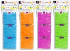 Set di 3 MINI ghiaccio Mattone Pack blocchi Freezer Refrigeratore Borsa Casella Picnic Viaggio
