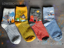 Ghibli socks, 4 pairs SIZE 4-7 UK adult cute kawaii ghibli japan totoro kiki