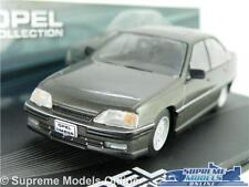 OPEL OMEGA A MODEL CAR 1:43 SCALE GREY IXO COLLECTION VAUXHALL CARLTON K8