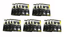 10-dozen Instapark CR2032 DL2032 ECR2032 Lithium 3V 210mAh Coin Button Battery