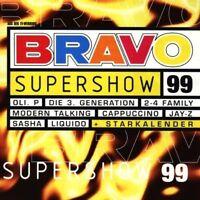 Bravo Super Show 99 Emilia, Oli. P, Cher, Echt, Schiller, Liquido.. [2 CD]