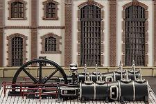 Faller 180383 Dampfmaschine H0, Bausatz, Epoche I, Neu