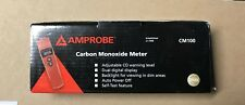 BNIB AMPROBE CO Carbon Monoxide Meter CM100 Free Shipping