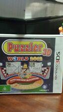 Puzzler World 2012 NINTENDO 3DS