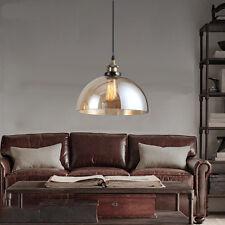 Glas Vintage Deckenlampen Pendelleuchte Hängeleuchte Lampe Leuchte Kupfer Lüste