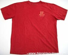 Abercrombie & Fitch Soccer T-Shirt Mens Size Large