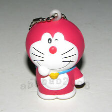 Bandai Doraemon figure keychain squishy gashapon (one keychain figure)