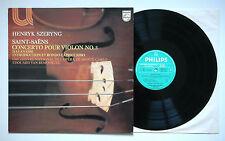 SAINT-SAENS Violin Concerto n.3/Havanaise/Introduction SZERYNG Philips 6580016