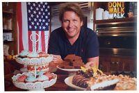 James Martin SIGNED 12x8 Photo Autograph Chef Saturday Kitchen TV AFTAL & COA