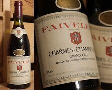1987er Charmes Chambertin - Grand Cru - Domaine Faiveley - Top !!!!!!!