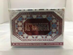 Bukhoor Al Aroosa Bakhoor Fragrance Incense Made In UAE By Al Haramain