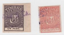 Dominican Rep revenue Cinderella stamp 6-22-21-3d