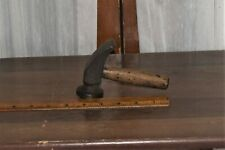 Antique Small Tack Hammer Cobblers Shoemaker Hammer Tool 19th Century