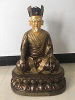 Tibet The Second Karmapa Buddha Statues
