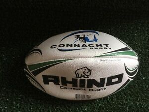 Rhino Connacht Cyclone Trainkng Ball Size 5 New