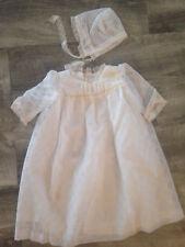 Vintage Baptism Christening Gown
