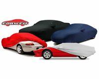 Covercraft Custom Fit Car Cover for Select Audi R8 GT//Spyder Models Fleeced Satin Black FS17485F5