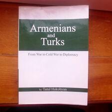 Հայերը և Թուրքերը; ARMENIANS & TURKS- T. Hakobyan; ARMENIAN TURKISH Turkey Rela.