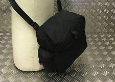 Genuine Military Issue Special Forces Type Haversack Shoulder Bag Stealth Black