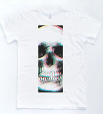 Unbranded Short Sleeve 3D Theme T-Shirts for Men