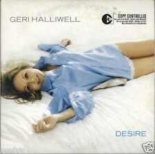 GERI HALLIWELL - DESIRE / LIFT ME UP (K-KLASS REMIX) 2005 EU CARD SLEEVE VIRGIN