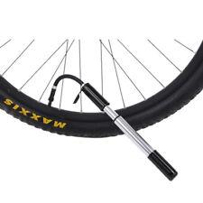 Cycling Tools Air Bicycle Pump Gauge Inflator Portable Mini Stick Schrader Bike