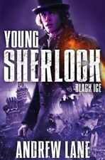 Black Ice (Young Sherlock Holmes) - Paperback NEW Andrew Lane(Aut 2014-06-19