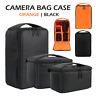 Waterproof DSLR SLR Camera Bag Luggage Insert Handbag Padded Partition Case Lens